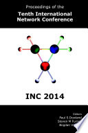 Proceedings of the Tenth International Network Conference (INC 2014)