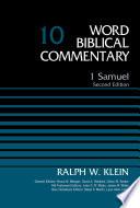 1 Samuel Volume 10