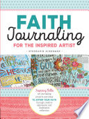 Faith Journaling for the Inspired Artist Book