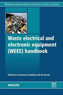 Waste Electrical and Electronic Equipment  Weee  Handbook