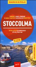 Guida Turistica Stoccolma. Con atlante stradale Immagine Copertina