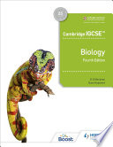 Cambridge IGCSETM Biology 4th Edition Book