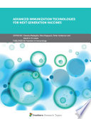 Advanced Immunization Technologies for Next Generation Vaccines Book
