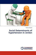 Social Determinants of Hypertension in Jordan