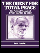 Pdf The Quest for Total Peace Telecharger