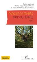 Pdf Paroles de femmes, mots de femmes