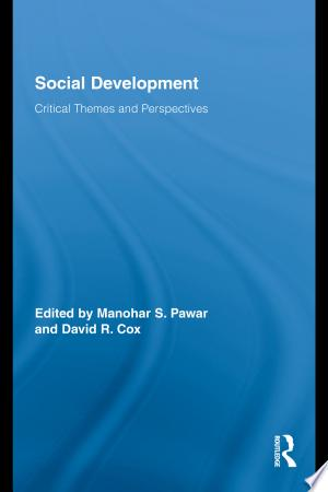 Download Social Development Free Books - Read Books