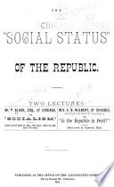 The  social Status  of the Republic Book PDF