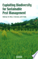 Exploiting Biodiversity for Sustainable Pest Management Book