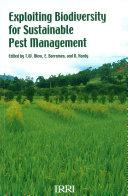 Exploiting Biodiversity for Sustainable Pest Management