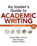 An Insider s Guide to Academic Writing with 2020 APA Update