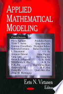 Applied Mathematical Modeling Book