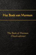 Het Boek Van Mormon