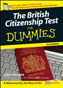 The British Citizenship Test For Dummies