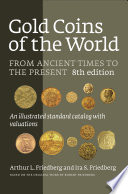 Gold Coins of the World Book PDF