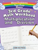 3rd Grade Math Workbook Multiplication and Division