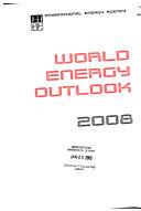 World Energy Outlook 2008 Book