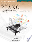 Accelerated Piano Adventures : Sightreading Book 1