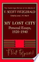 Fitzgerald  My Lost City