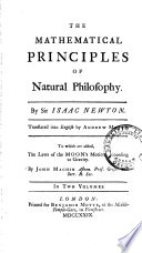 The Mathematical Principles of Natural Philosophy Pdf/ePub eBook