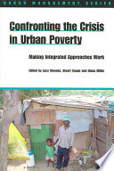 Confronting the Crisis in Urban Poverty