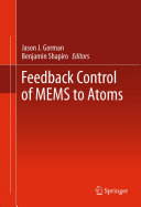 Pdf Feedback Control of MEMS to Atoms Telecharger