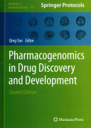 Pharmacogenomics in Drug Discovery and Development Book