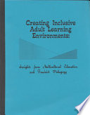 Creating Inclusive Adult Learning Environments
