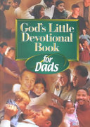 God s Little Devotional Book for Dads Book PDF