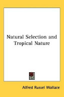 Natural Selection and Tropical Nature