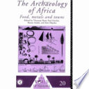 The Archaeology of Africa