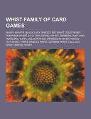 Whist Family of Card Games