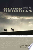 Notes on Blood Meridian