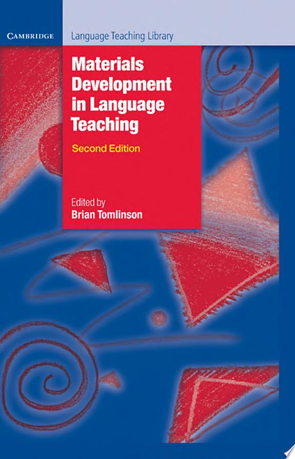 Materials Development in Language T
