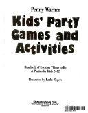 Giant Book of Kids Activities