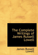 James Russell Lowell Books, James Russell Lowell poetry book