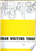 Indian Writing Today