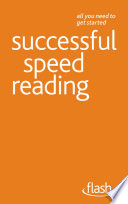 Speed Reading: Flash Pdf/ePub eBook