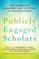Pdf Publicly Engaged Scholars Telecharger
