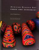 African Beaded Art