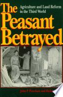 The Peasant Betrayed
