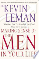 Making Sense Of The Men In Your Life Book PDF