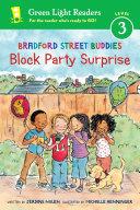 Bradford Street Buddies: Block Party Surprise Pdf/ePub eBook