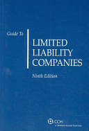 Guide to Limited Liability Companies