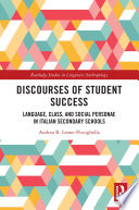 Discourses of Student Success