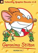 Geronimo Stilton Boxed Set Vol. #1-3