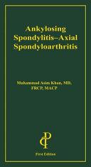 Ankylosing Spondylitis   Axial Spondyloarthritis