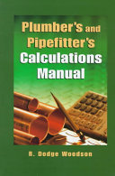 Plumber S And Pipe Fitter S Calculations Manual Book PDF