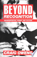 Beyond Recognition Book