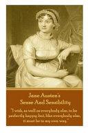 Jane Austen s Sense and Sensibility